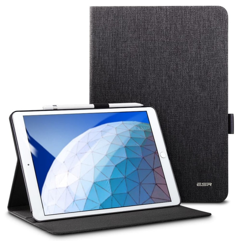 ESR Premium Folio iPad Air 10.5 (2019) Zwart - 1