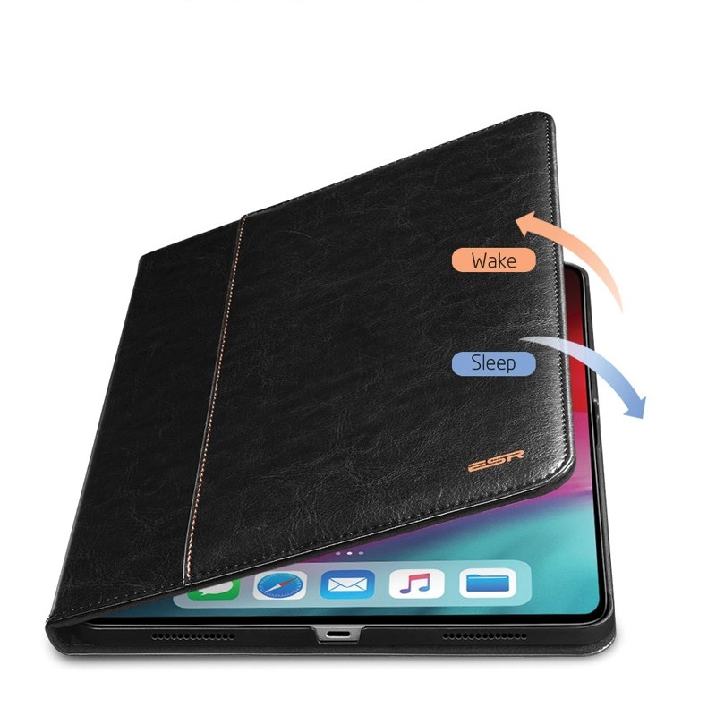 ESR Premium Folio iPad Pro 11 inch Bruin 06