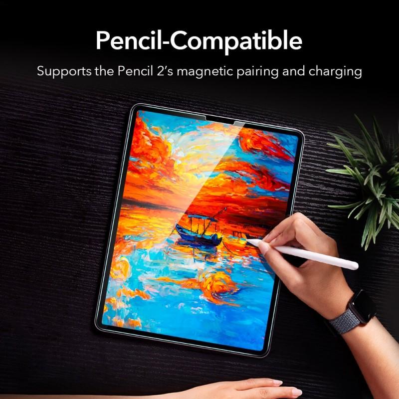 ESR Glazen Screenprotector iPad Air 4 (2020) - 4