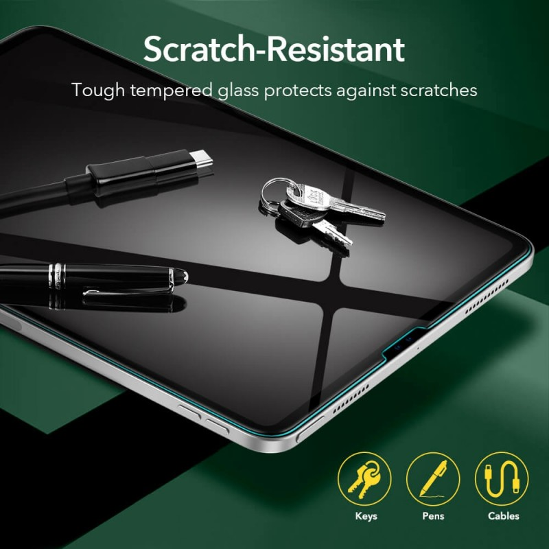 ESR Glazen Screenprotector iPad Air 4 (2020) - 5
