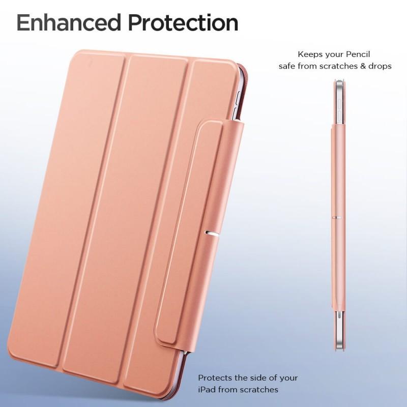 ESR Rebound Magnetic Case iPad Air 4 (2020) Groen - 6