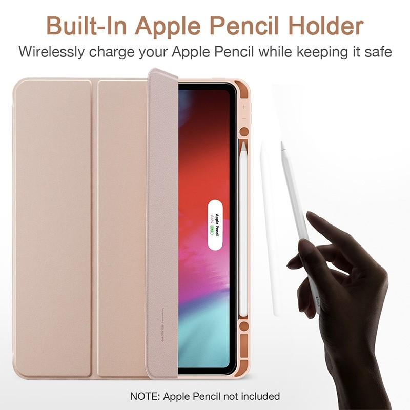 ESR Pencil Case iPad Pro 11 inch (2020) Roze - 8