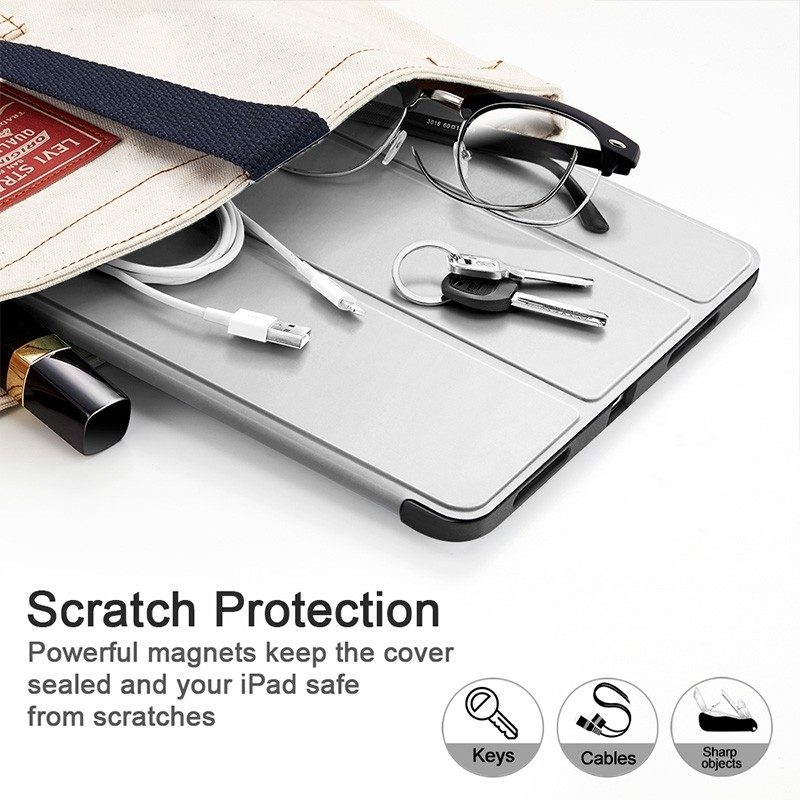 ESR Pencil Case iPad Pro 12.9 inch (2020) zilver - 4