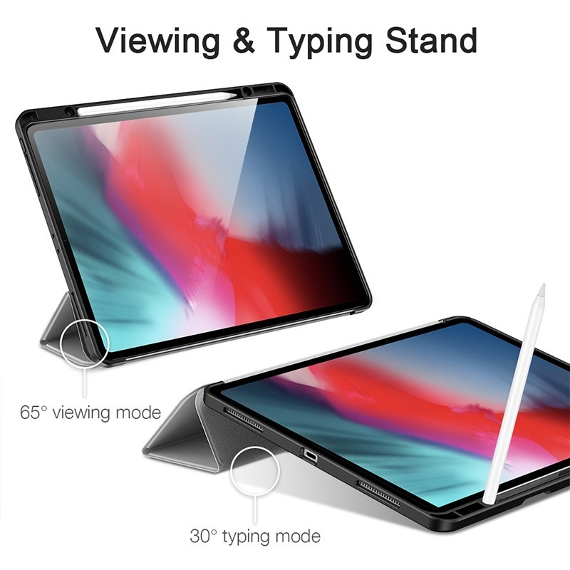 ESR Pencil Case iPad Pro 12.9 inch (2020) zilver - 7
