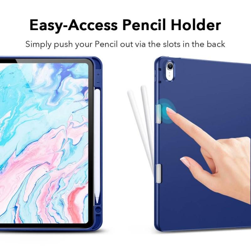 ESR Rebound Pencil Case iPad Air 4 (2020) Blauw - 6