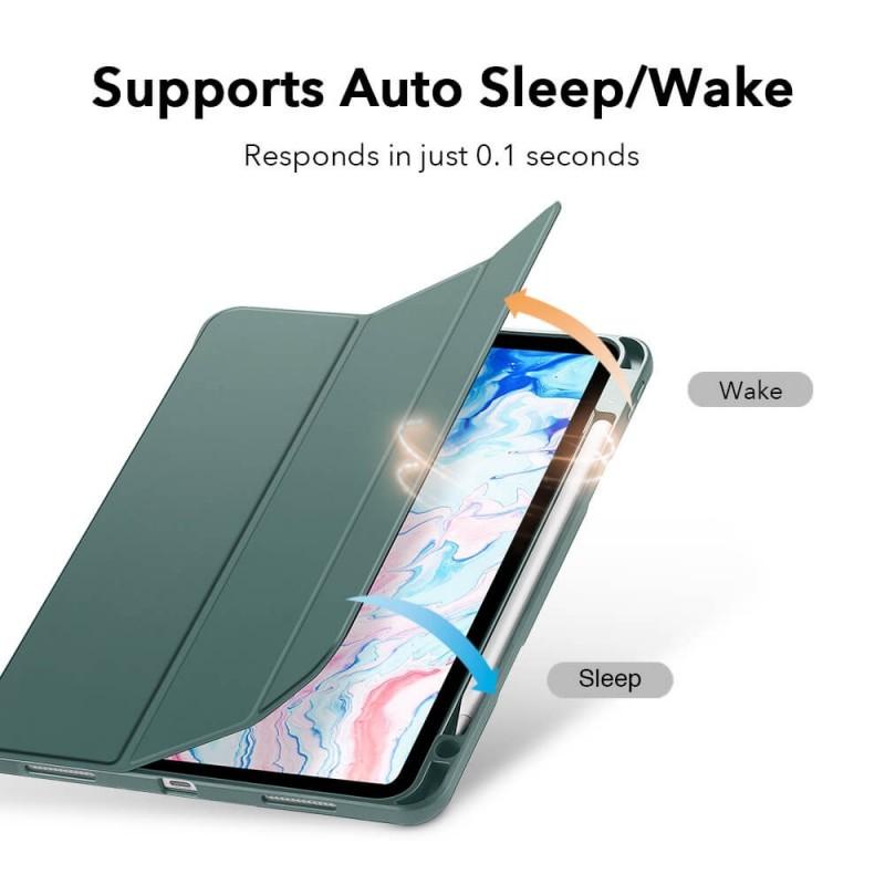 ESR Rebound Pencil Case iPad Air 4 (2020) Zwart - 5