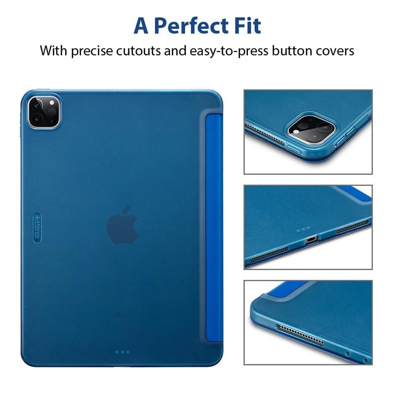 ESR Rebound Slim Case iPad Pro 11 inch (2020) Blauw - 4