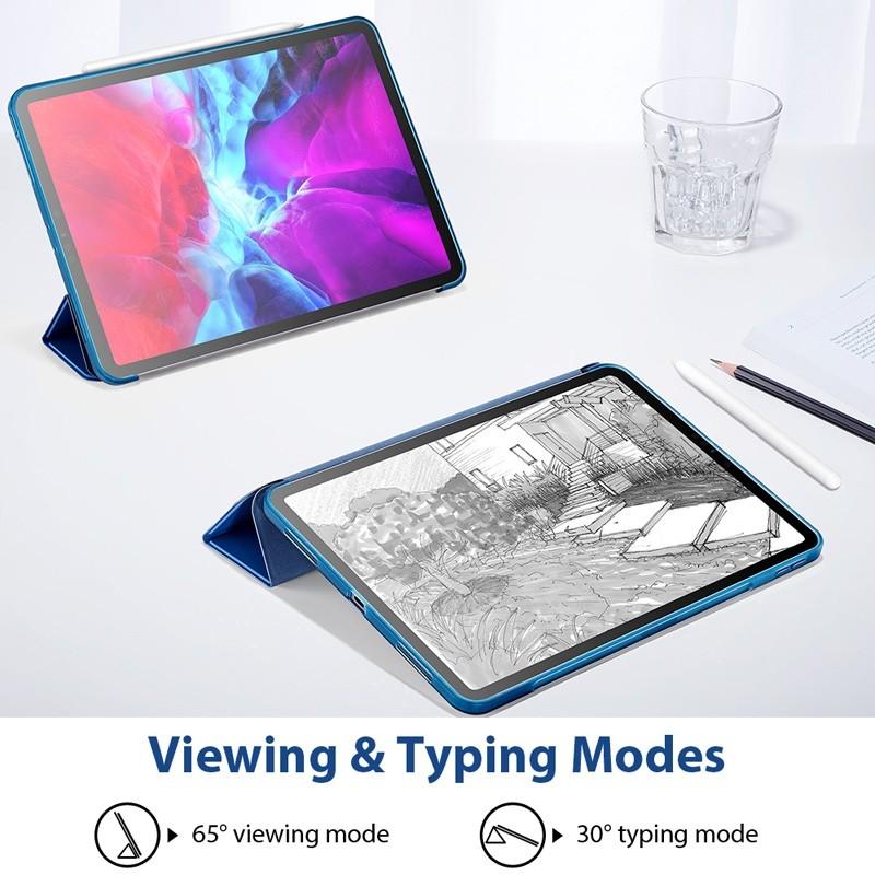 ESR Rebound Slim Case iPad Pro 11 inch (2020) Blauw - 9