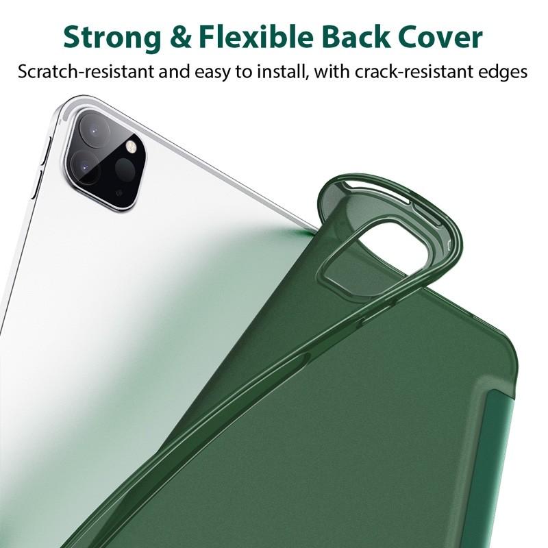 ESR Rebound Slim Case iPad Pro 11 inch (2020) Groen - 4
