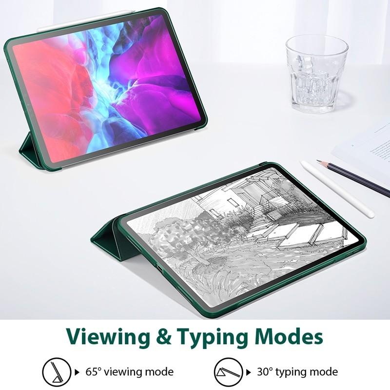ESR Rebound Slim Case iPad Pro 11 inch (2020) Groen - 5
