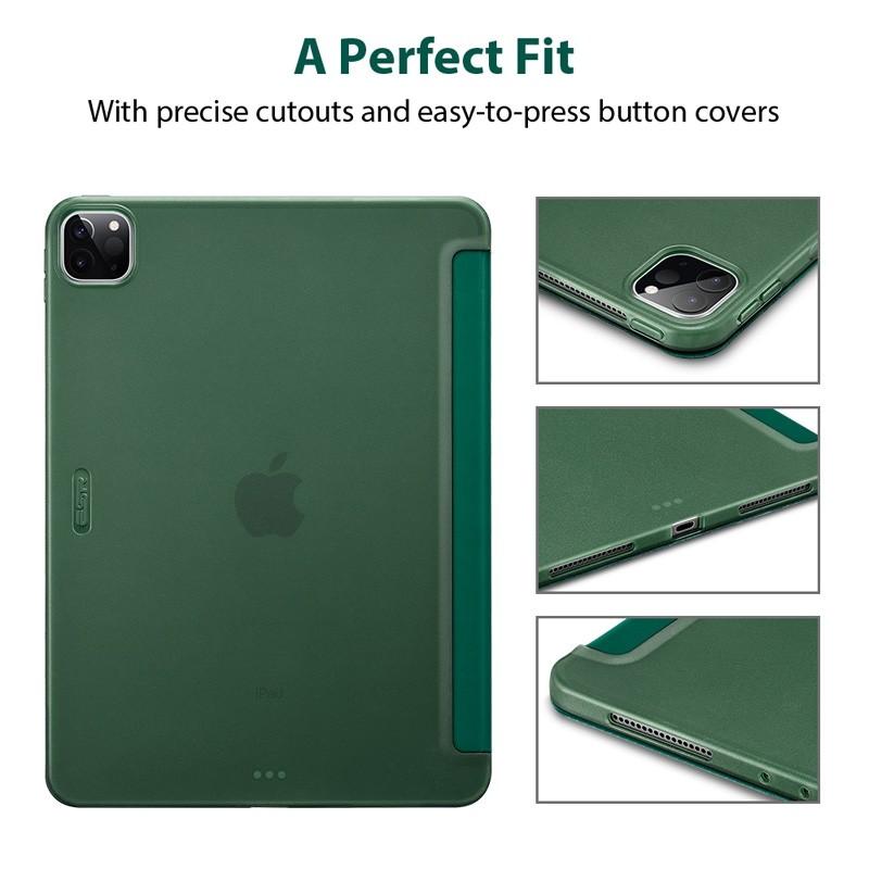 ESR Rebound Slim Case iPad Pro 11 inch (2020) Groen - 6