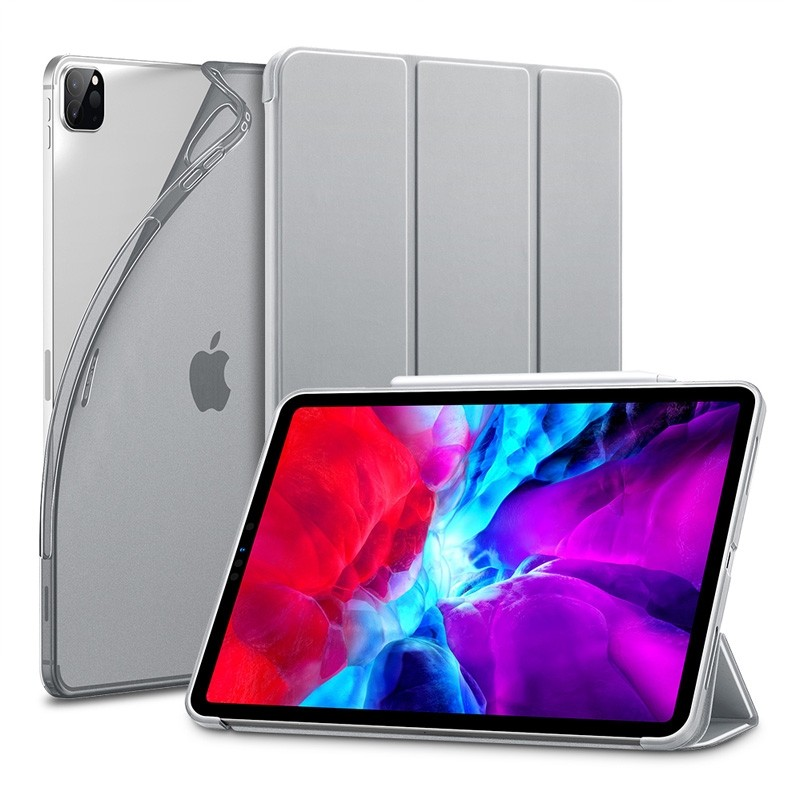 ESR Rebound Slim Case iPad Pro 11 inch (2020) Zilver - 1