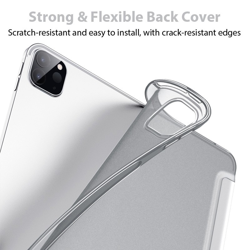 ESR Rebound Slim Case iPad Pro 11 inch (2020) Groen - 7