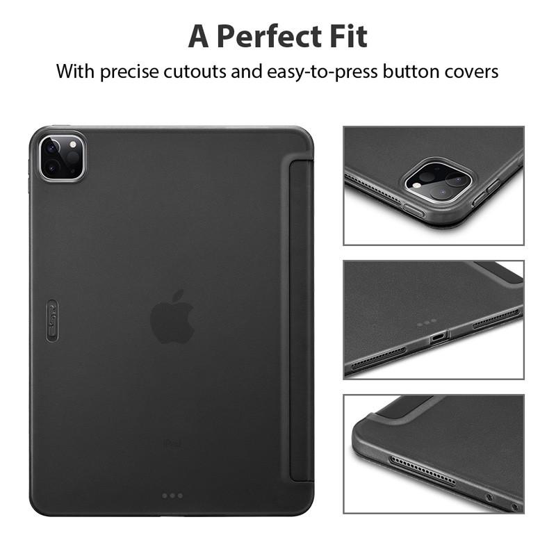 ESR Rebound Slim Case iPad Pro 11 inch (2020) Zwart - 5