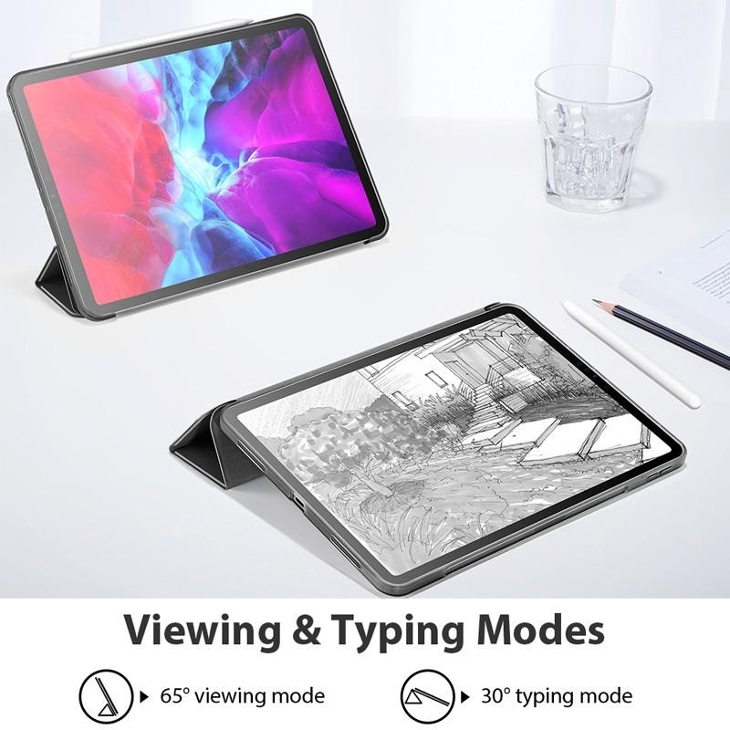 ESR Rebound Slim Case iPad Pro 11 inch (2020) Zwart - 8