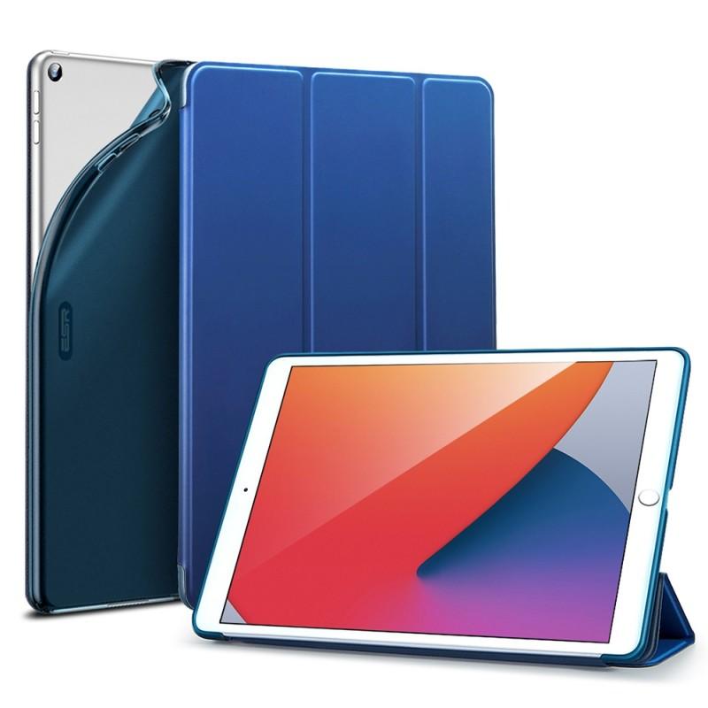 ESR Rebound Slim Case iPad 10.2 (2020 / 2019) Blauw - 1