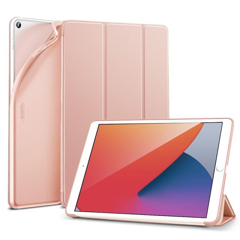 ESR Rebound Slim Case iPad 10.2 (2020 / 2019) Roze - 1
