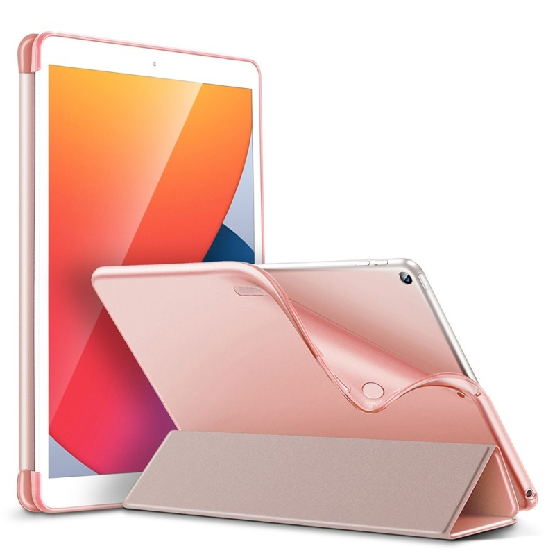 ESR Rebound Slim Case iPad 10.2 (2020 / 2019) Roze - 3