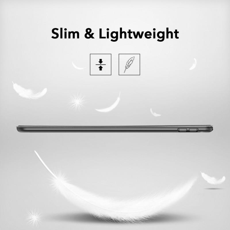 ESR Rebound Slim Case iPad 10.2 (2020 / 2019) Zilver - 5
