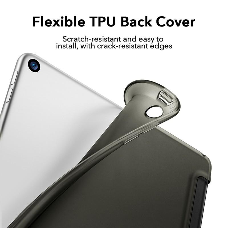 ESR Rebound Slim Case iPad 10.2 (2020 / 2019) Zilver - 9
