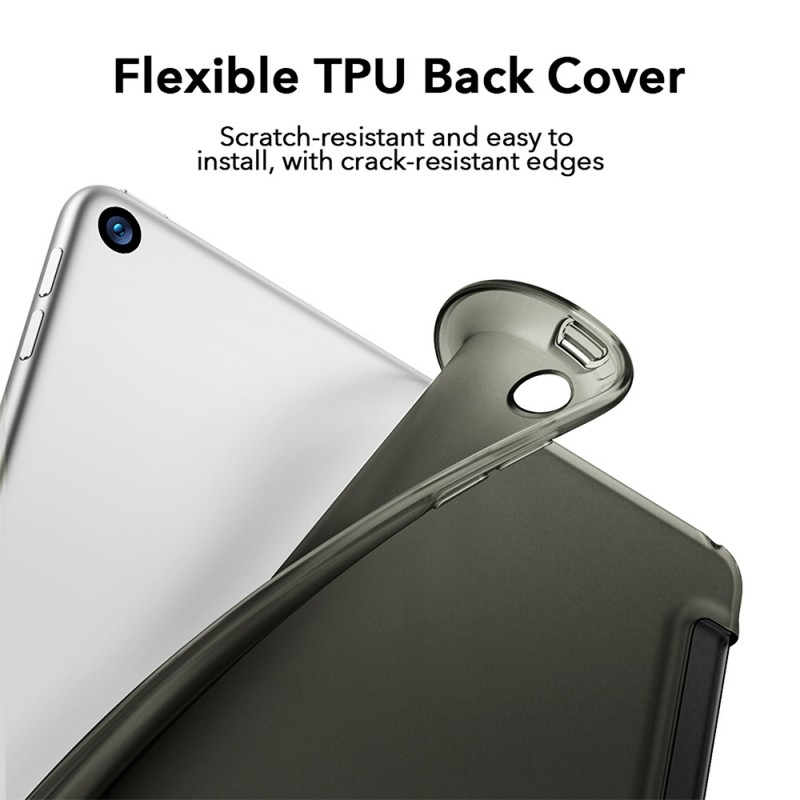 ESR Rebound Slim Case iPad 10.2 (2020 / 2019) Zwart - 9