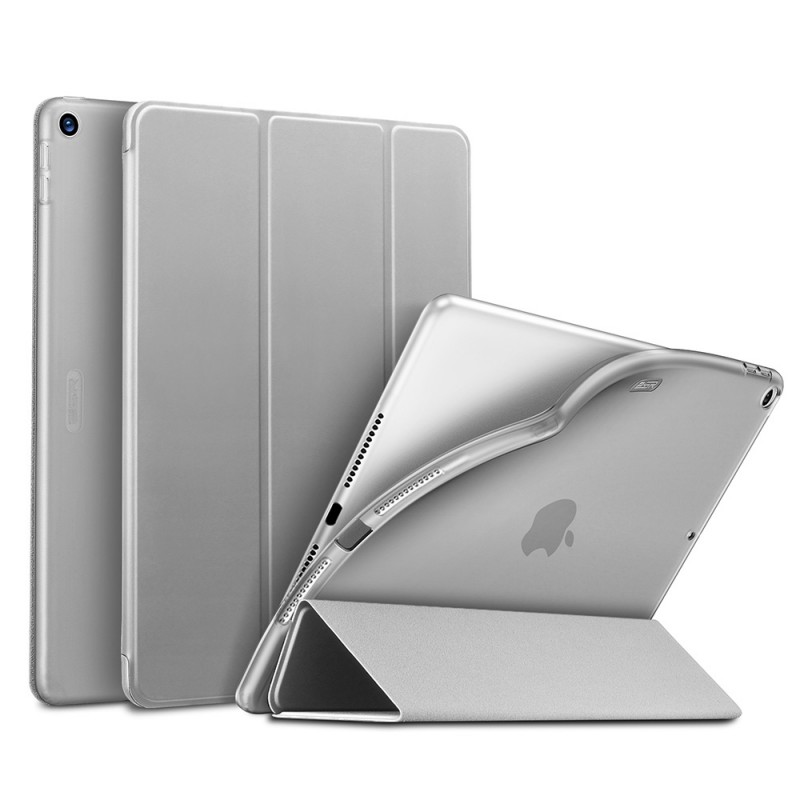 ESR Rebound Slim Case iPad 10.2 (2020 / 2019) Zilver - 2