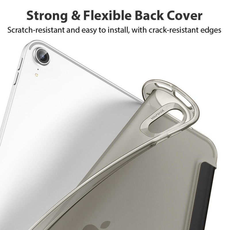 ESR Rebound Slim Case iPad Air 4 (2020) Zilver - 5