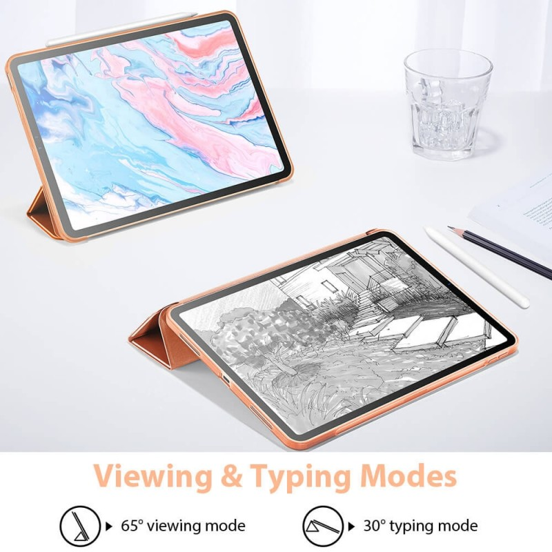 ESR Rebound Slim Case iPad Air 4 (2020) Oranje - 4