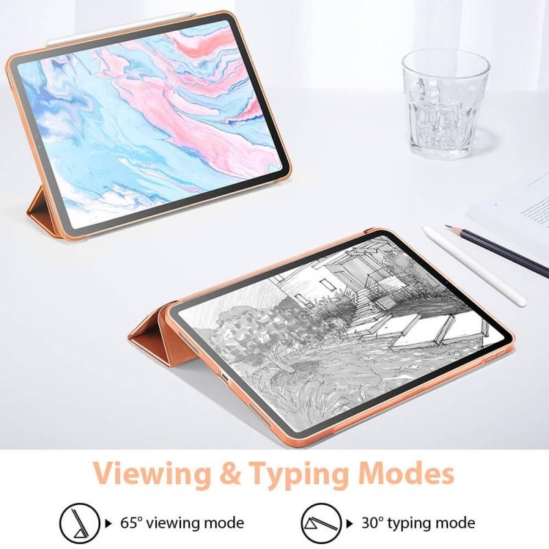 ESR Rebound Slim Case iPad Air 4 (2020) Zilver - 4