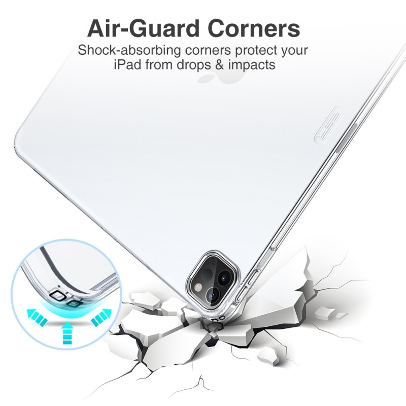 ESR Rebound Soft Shell iPad Pro 11 inch 2020 Clear - 5