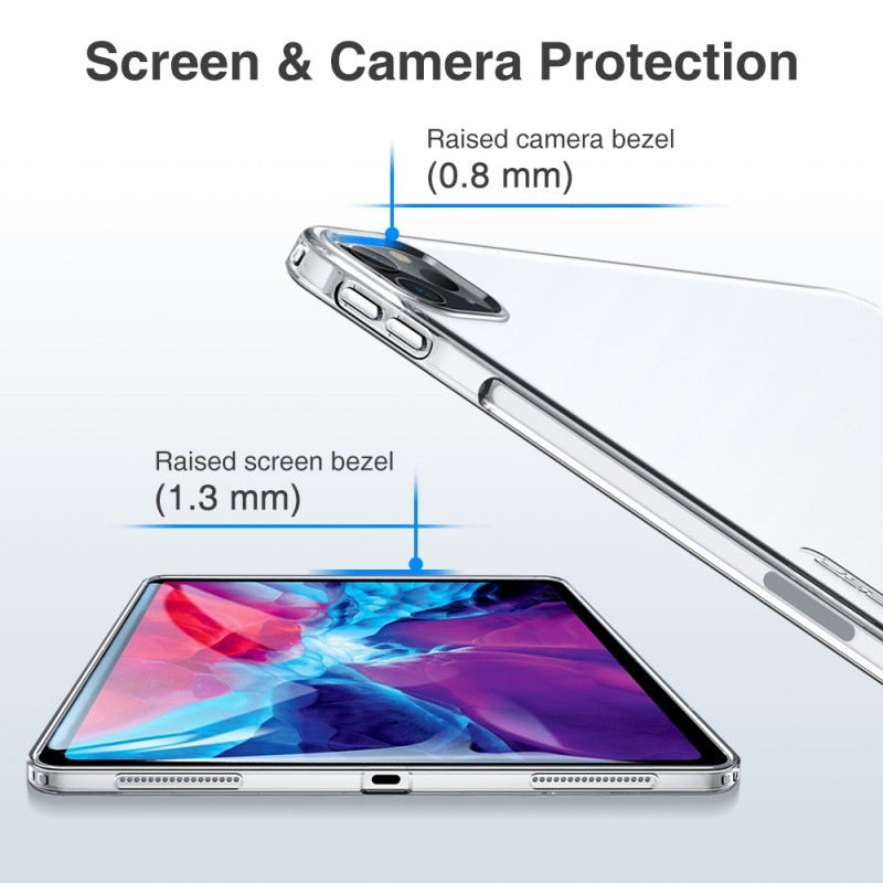 ESR Rebound Soft Shell iPad Pro 11 inch 2020 Clear - 9
