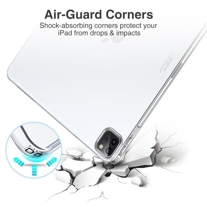 ESR Soft Shell iPad Pro 12.9 inch (2020) clear - 6