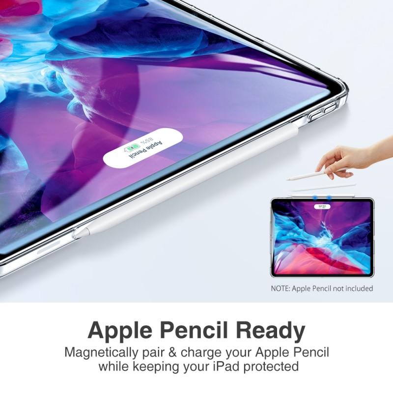 ESR Soft Shell iPad Pro 12.9 inch (2020) clear - 7