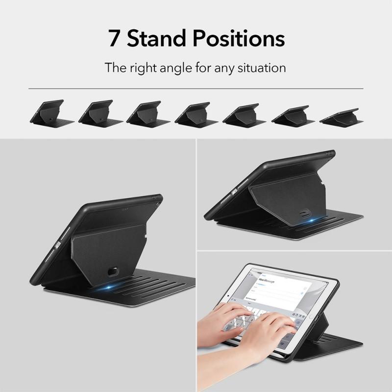 ESR Sentry Stand iPad 10.2 (2020 / 2019) Zwart - 9