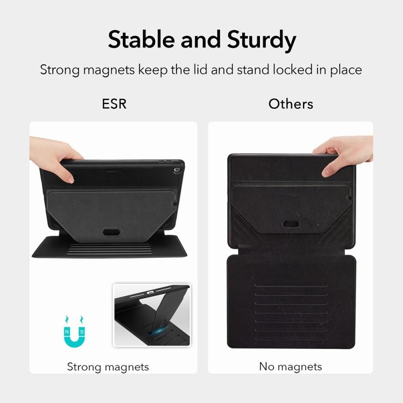 ESR Sentry Stand iPad 10.2 (2020 / 2019) Zwart - 8
