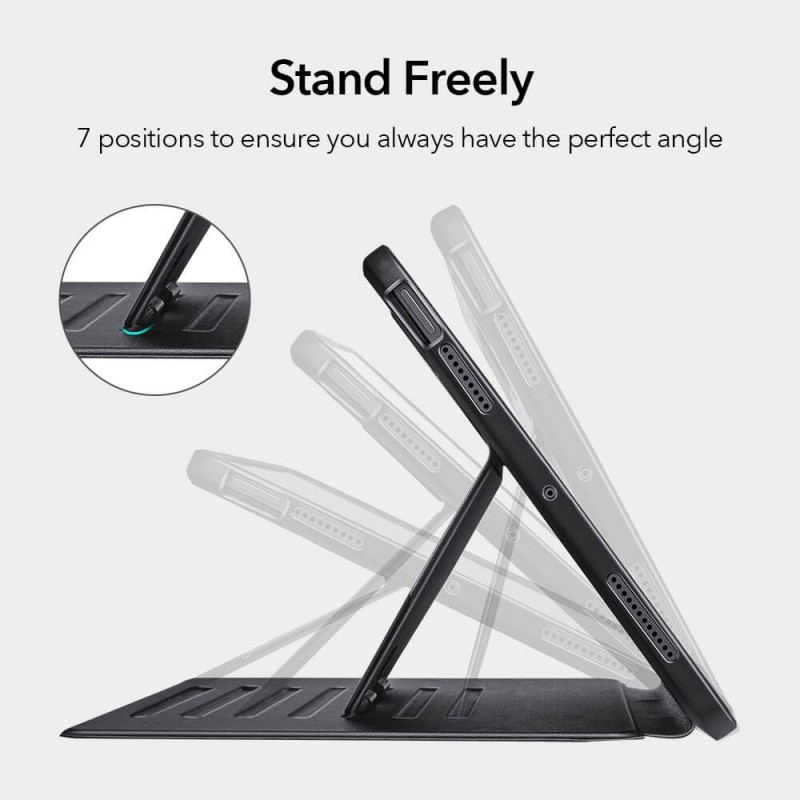 ESR Sentry Stand iPad Air 4 (2020) Zwart - 2