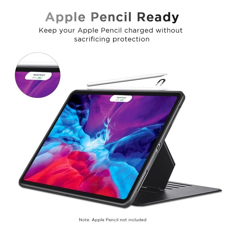 ESR - Sentry Stand iPad Pro 11 (2020) zwart 06