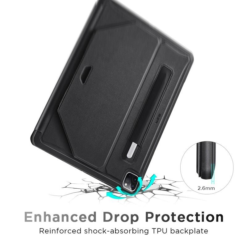 ESR Sentry Stand iPad Pro 12.9 inch (2020) Zwart 08