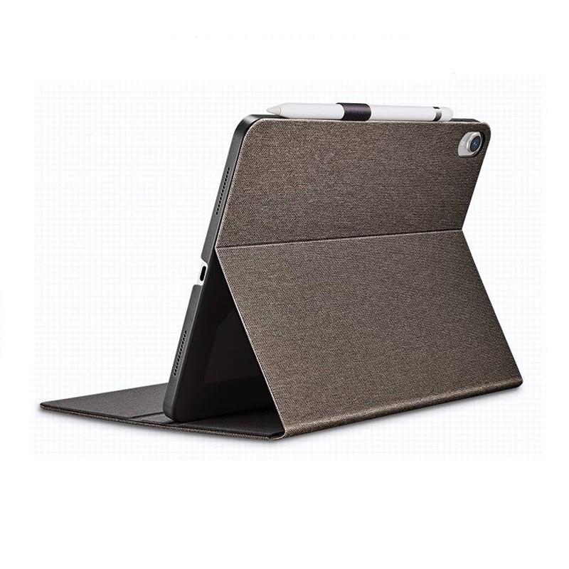 ESR Slim iPad Pro 11 inch Folio Hoes Grijs Taupe 04