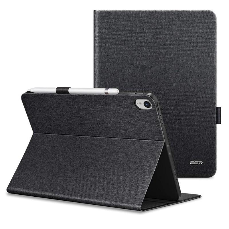 ESR Slim iPad Pro 11 inch Folio Hoes Zwart 01