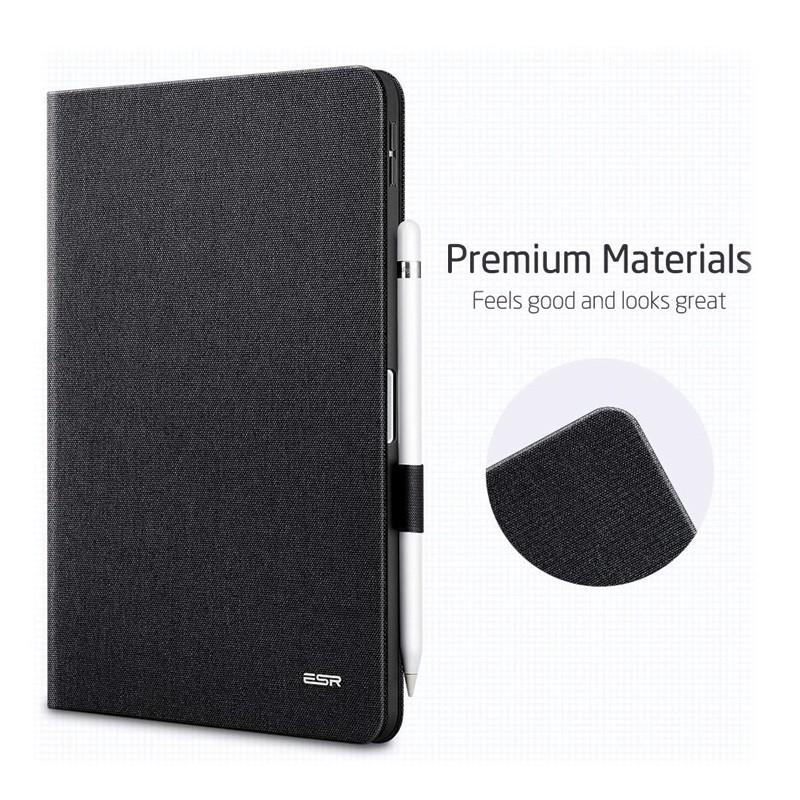 ESR Slim iPad Pro 11 inch Folio Hoes Zwart 04