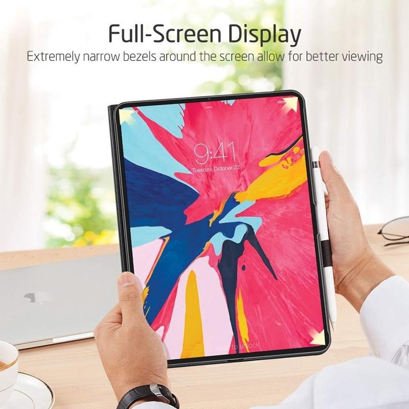 ESR Slim iPad Pro 11 inch Folio Hoes Zwart 06