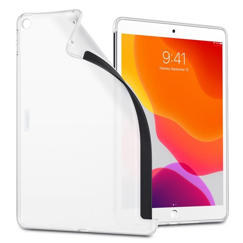 ESR TPU Clear Back Case iPad 10.2 - 4