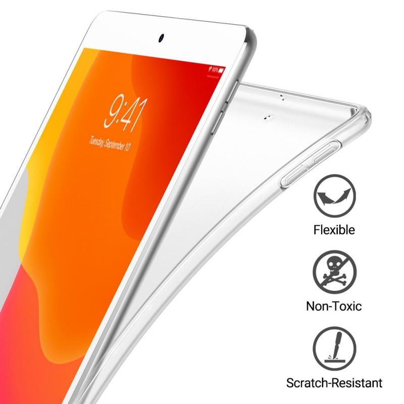 ESR TPU Clear Back Case iPad 10.2 - 5