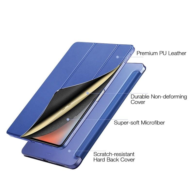 ESR Tri-folio Hoes iPad Pro 12.9 inch (2018) Blauw 02