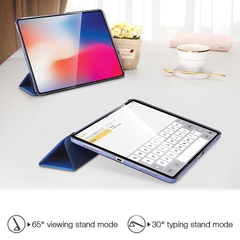 ESR Tri-folio Hoes iPad Pro 12.9 inch (2018) Blauw 05