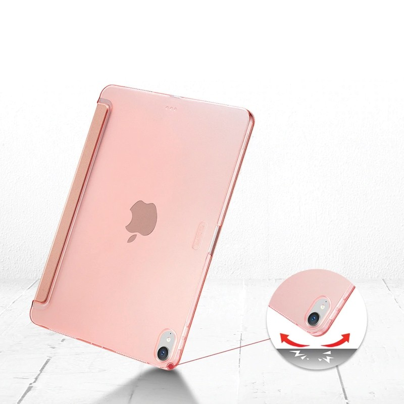 ESR Tri-folio Hoes iPad Pro 12.9 inch (2018) Roze 05