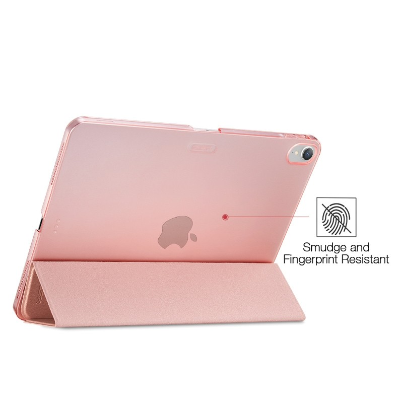 ESR Tri-folio Hoes iPad Pro 12.9 inch (2018) Roze 06
