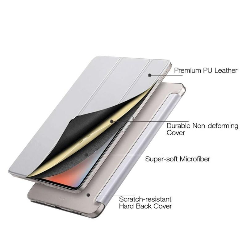 ESR Tri-folio Hoes iPad Pro 12.9 inch (2018) Silver 02