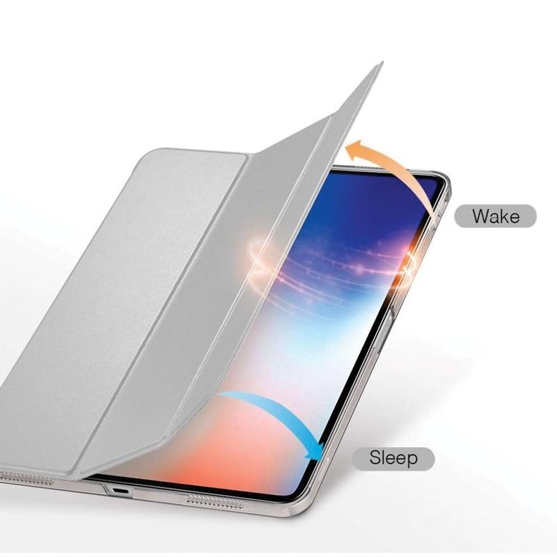 ESR Tri-folio Hoes iPad Pro 12.9 inch (2018) Silver 03